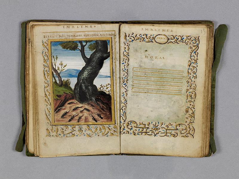 CAEN, Bibliothèque municipale, 0211 (469 in-8° 029), f. 014v - 015