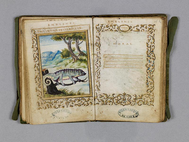 CAEN, Bibliothèque municipale, 0211 (469 in-8° 029), f. 015v - 016