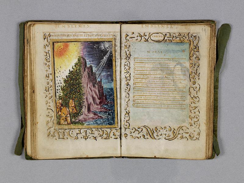 CAEN, Bibliothèque municipale, 0211 (469 in-8° 029), f. 018v - 019