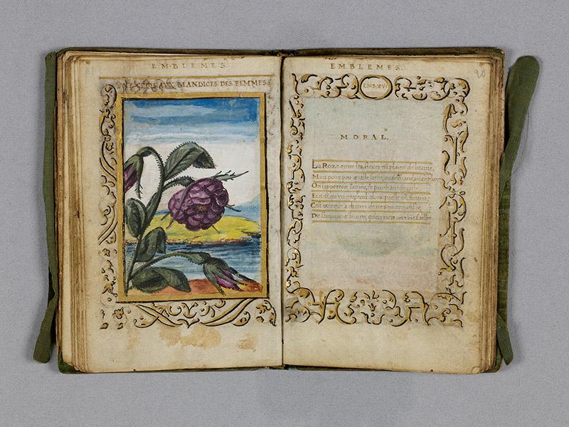 CAEN, Bibliothèque municipale, 0211 (469 in-8° 029), f. 019v - 020