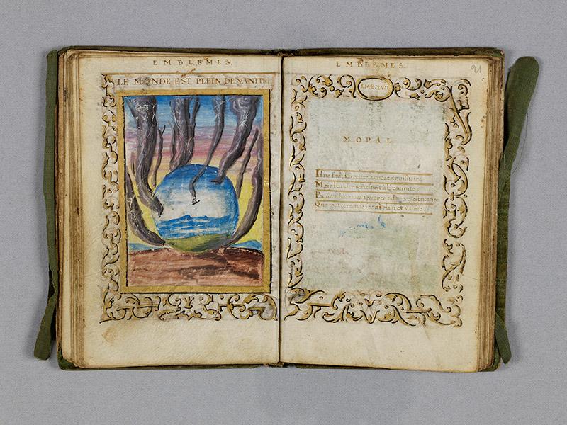 CAEN, Bibliothèque municipale, 0211 (469 in-8° 029), f. 020v - 021