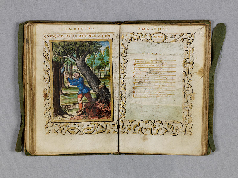 CAEN, Bibliothèque municipale, 0211 (469 in-8° 029), f. 026v - 027