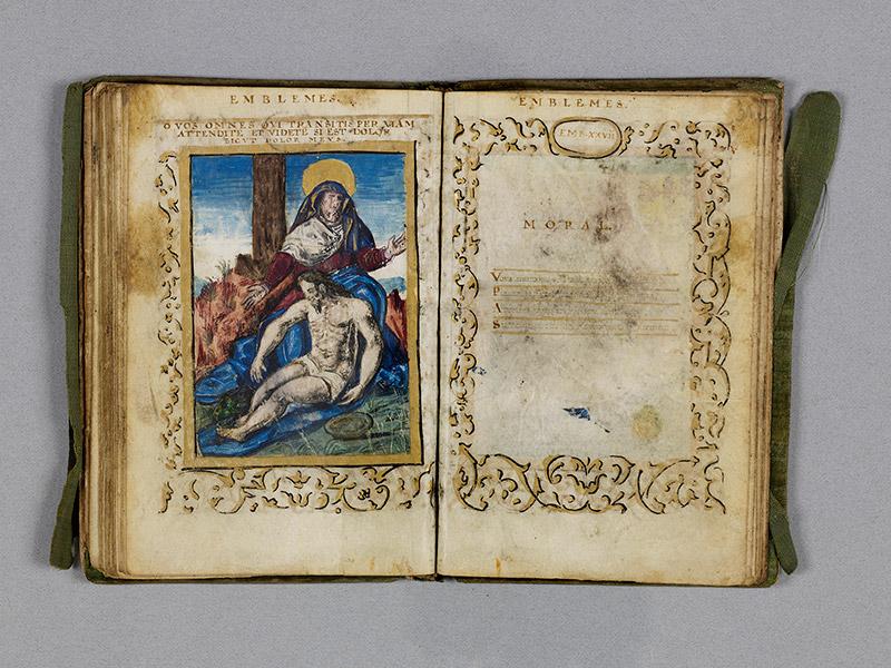 CAEN, Bibliothèque municipale, 0211 (469 in-8° 029), f. 030v - 031