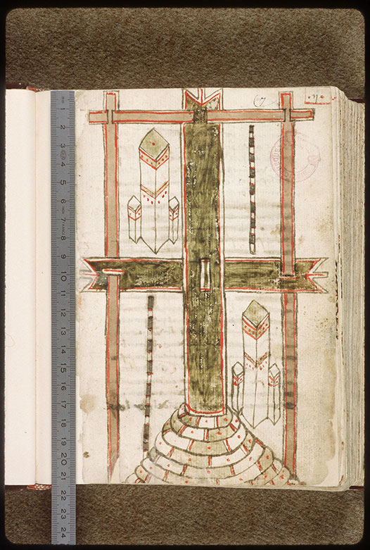 Carpentras, Bibl. mun., ms. 0327, f. 007 - vue 1