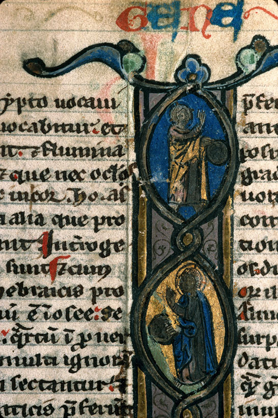Carpentras, Bibl. mun., ms. 0001, f. 003v - vue 2