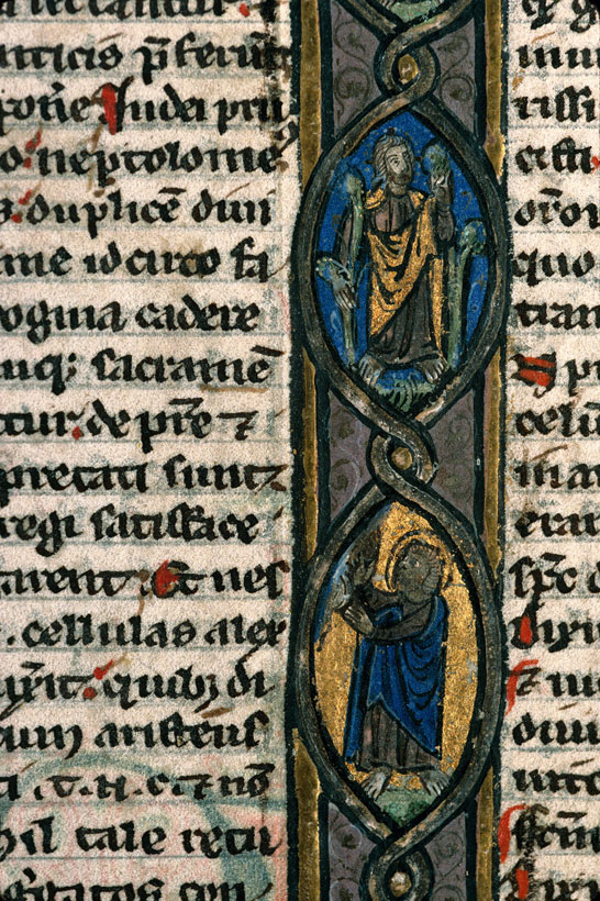Carpentras, Bibl. mun., ms. 0001, f. 003v - vue 3
