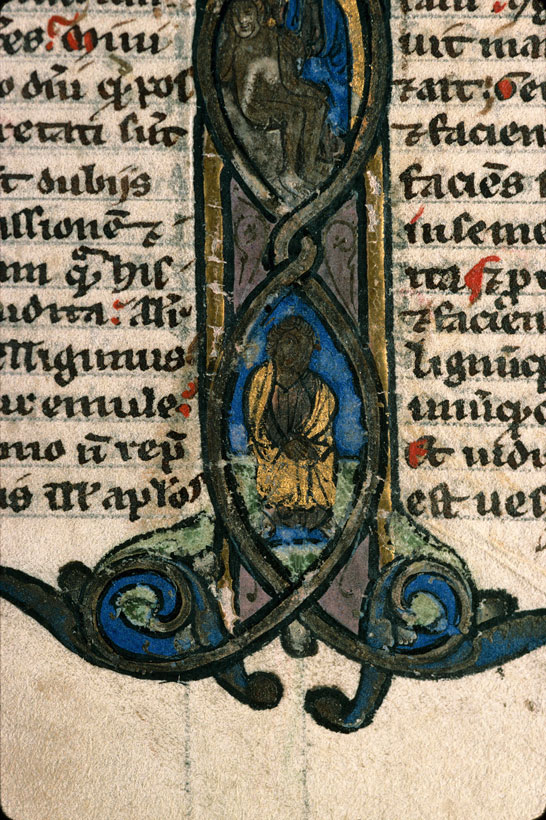 Carpentras, Bibl. mun., ms. 0001, f. 003v - vue 5