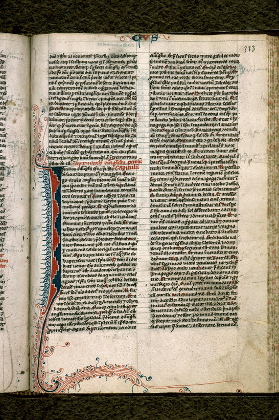 Carpentras, Bibl. mun., ms. 0001, f. 333