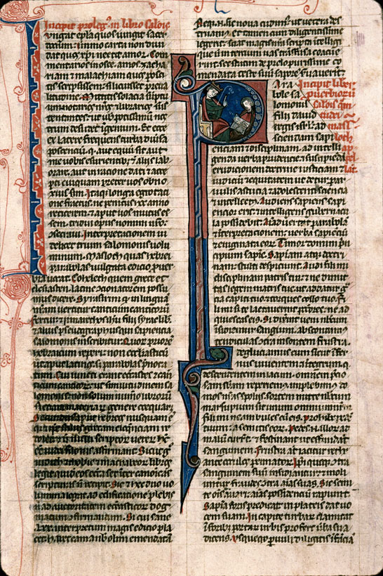 Carpentras, Bibl. mun., ms. 0002, f. 227 - vue 1