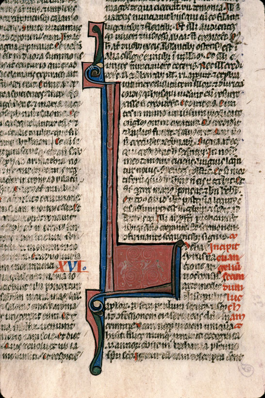 Carpentras, Bibl. mun., ms. 0002, f. 392v - vue 1