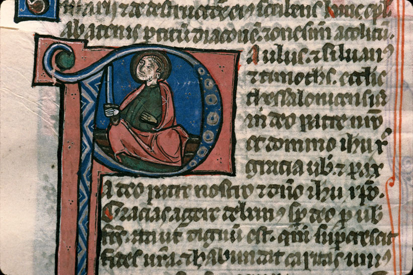 Carpentras, Bibl. mun., ms. 0002, f. 433v - vue 2