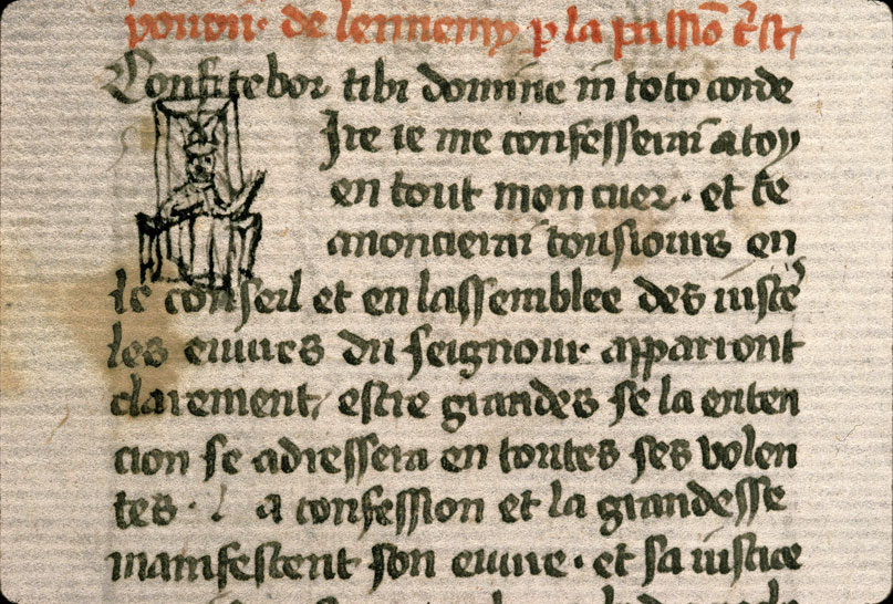 Carpentras, Bibl. mun., ms. 0007, f. 032v - vue 2