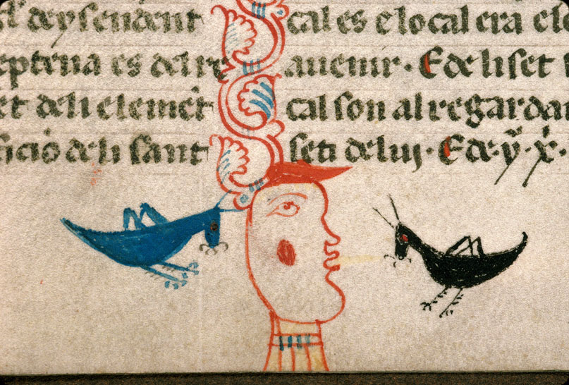 Carpentras, Bibl. mun., ms. 0008, f. 138 - vue 2
