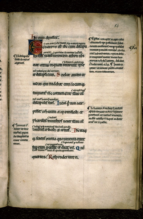 Carpentras, Bibl. mun., ms. 0023, f. 084