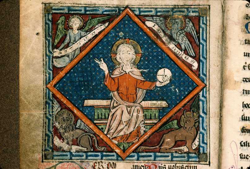 Carpentras, Bibl. mun., ms. 0043, f. 066v - vue 2