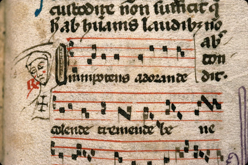 Carpentras, Bibl. mun., ms. 0043, f. 145 - vue 2
