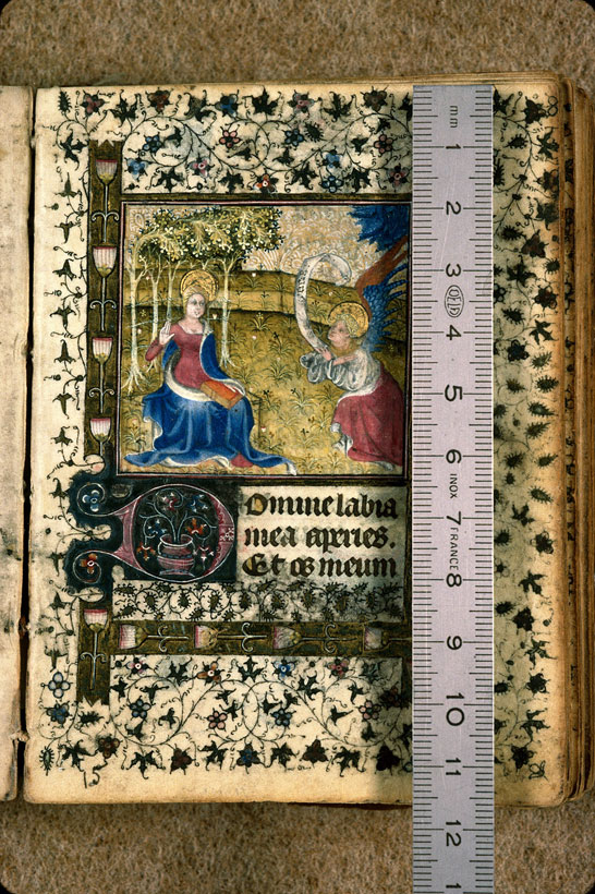 Carpentras, Bibl. mun., ms. 0052, f. 015 - vue 1