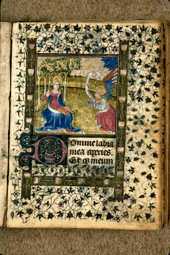 Carpentras, Bibl. mun., ms. 0052, f. 015 - vue 2