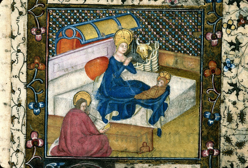 Carpentras, Bibl. mun., ms. 0052, f. 043 - vue 2