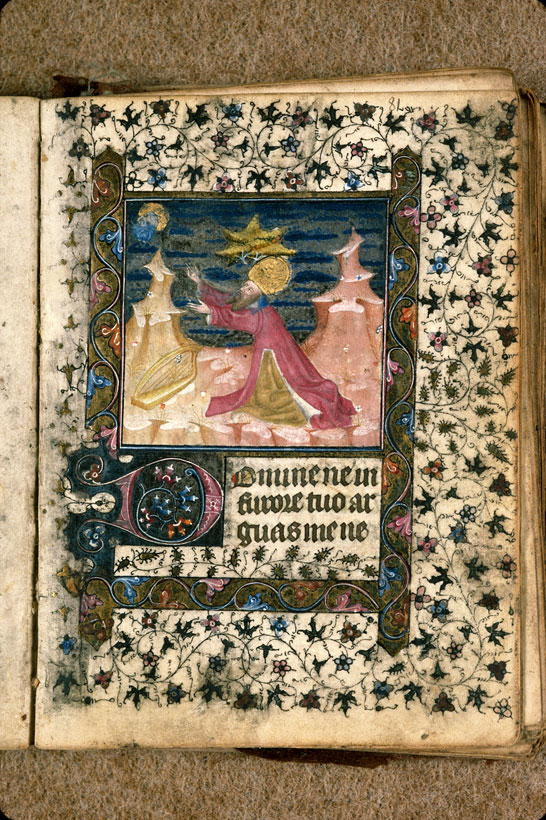 Carpentras, Bibl. mun., ms. 0052, f. 081 - vue 1