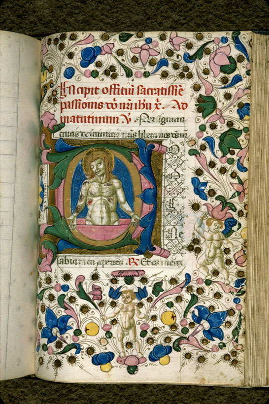 Carpentras, Bibl. mun., ms. 0053, f. 172 - vue 1