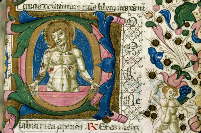 Carpentras, Bibl. mun., ms. 0053, f. 172 - vue 2