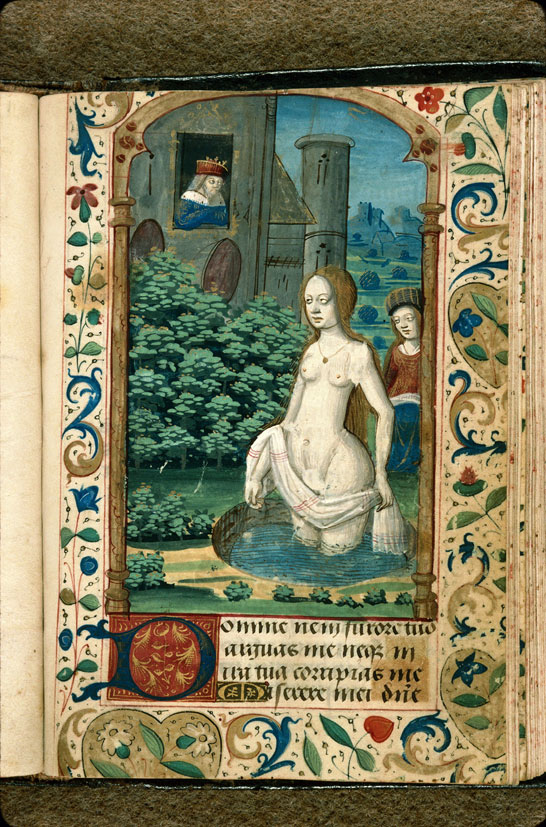 Carpentras, Bibl. mun., ms. 0054, f. 058 - vue 1