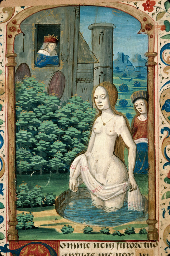 Carpentras, Bibl. mun., ms. 0054, f. 058 - vue 2