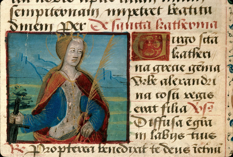 Carpentras, Bibl. mun., ms. 0054, f. 096 - vue 2