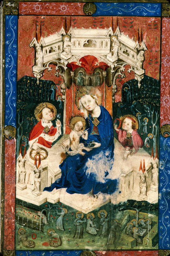 Carpentras, Bibl. mun., ms. 0057, f. 055v - vue 2