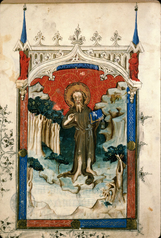 Carpentras, Bibl. mun., ms. 0057, f. 067v - vue 1