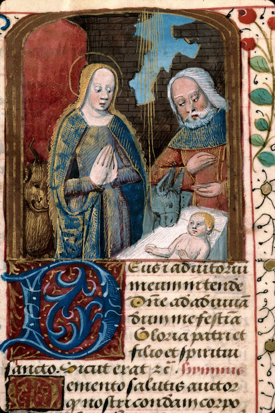 Carpentras, Bibl. mun., ms. 0059, f. 030v - vue 2
