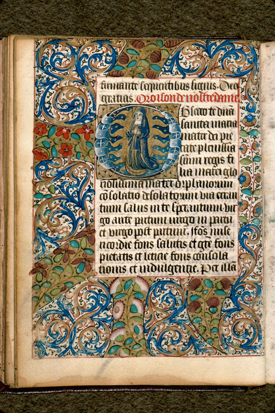 Carpentras, Bibl. mun., ms. 0061, f. 018v - vue 1