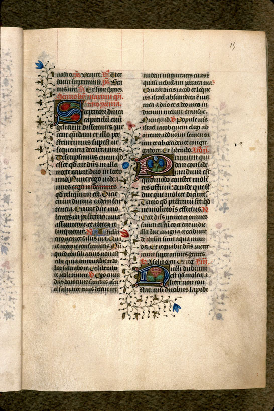 Carpentras, Bibl. mun., ms. 0069, f. 015 - vue 2