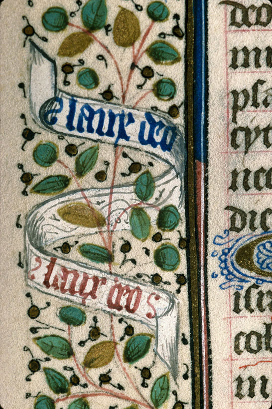 Carpentras, Bibl. mun., ms. 0069, f. 259v - vue 2