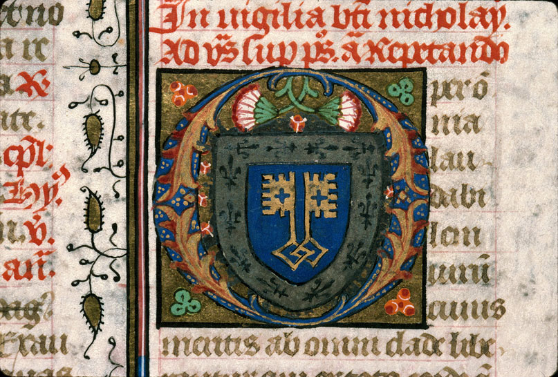Carpentras, Bibl. mun., ms. 0069, f. 310 - vue 1