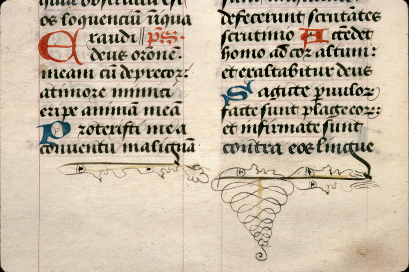 Carpentras, Bibl. mun., ms. 0071, f. 049v - vue 2