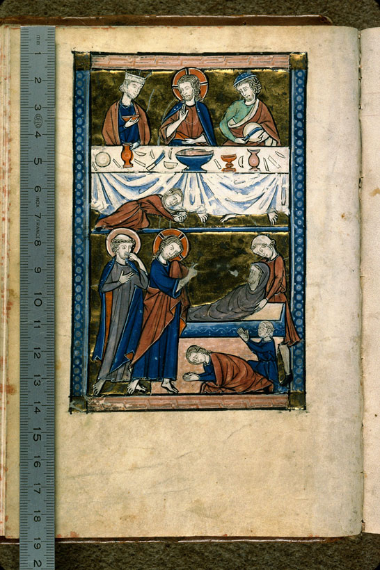 Carpentras, Bibl. mun., ms. 0077, f. 019v - vue 1