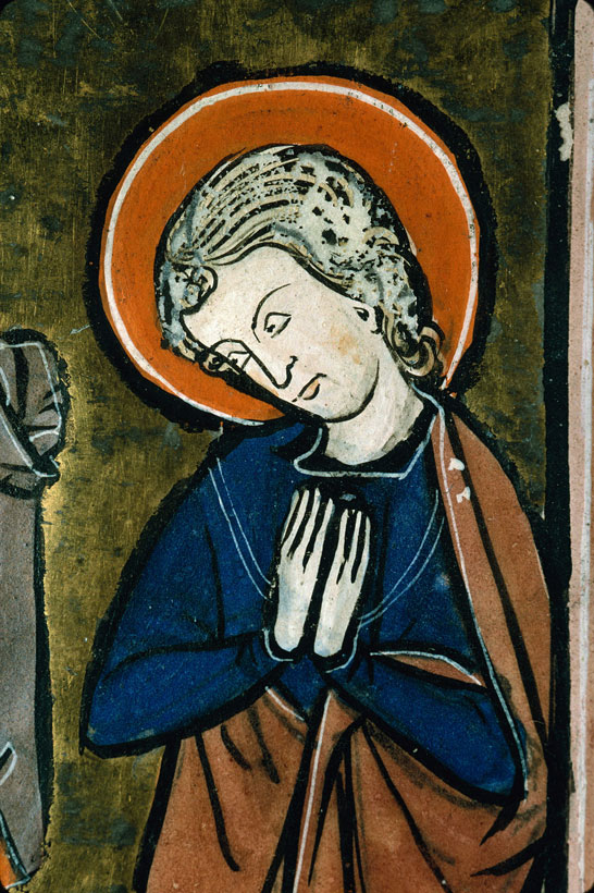 Carpentras, Bibl. mun., ms. 0077, f. 086v - vue 3