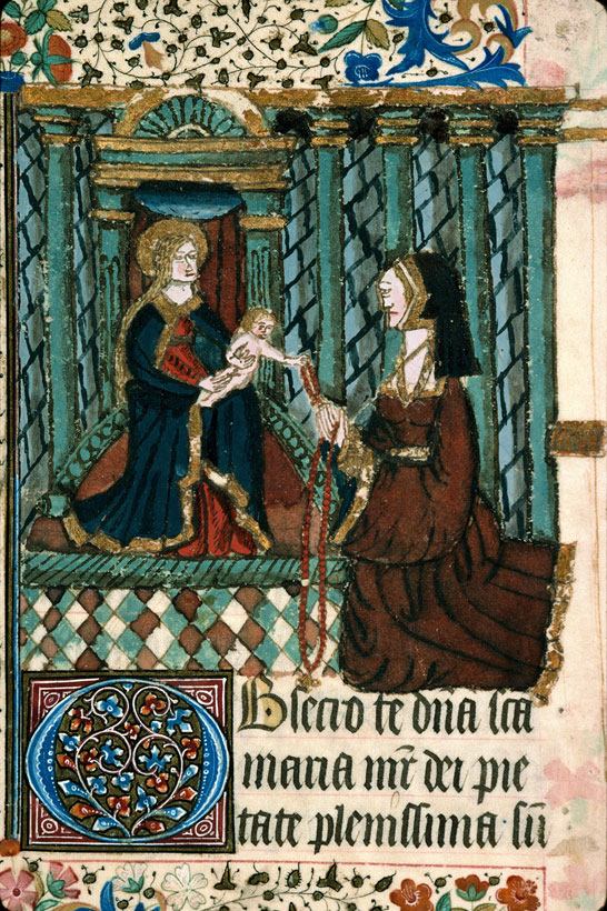 Carpentras, Bibl. mun., ms. 0077, f. 161 - vue 2