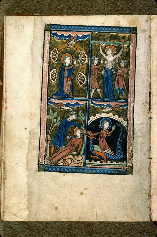 Carpentras, Bibl. mun., ms. 0077, f. 178v - vue 1