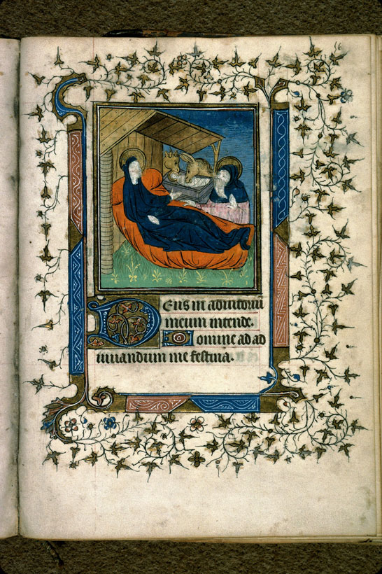 Carpentras, Bibl. mun., ms. 0079, f. 056 - vue 1