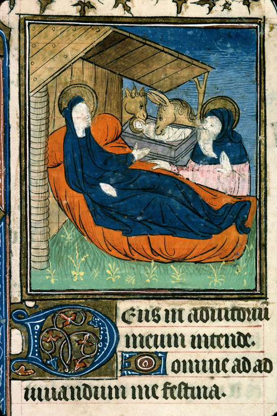 Carpentras, Bibl. mun., ms. 0079, f. 056 - vue 2