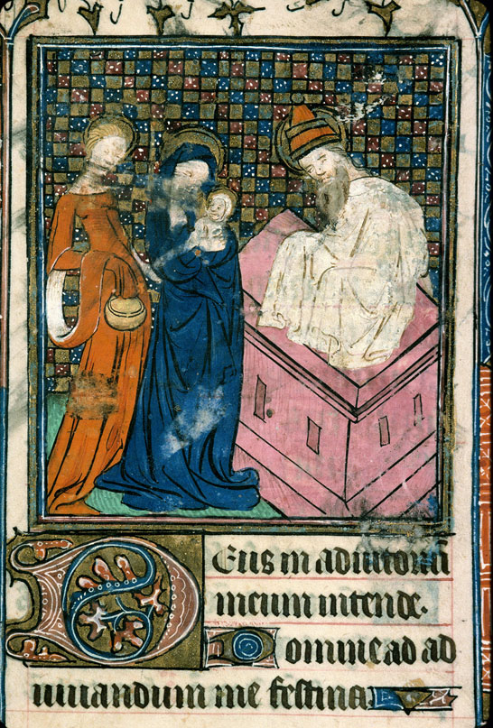 Carpentras, Bibl. mun., ms. 0079, f. 068 - vue 2
