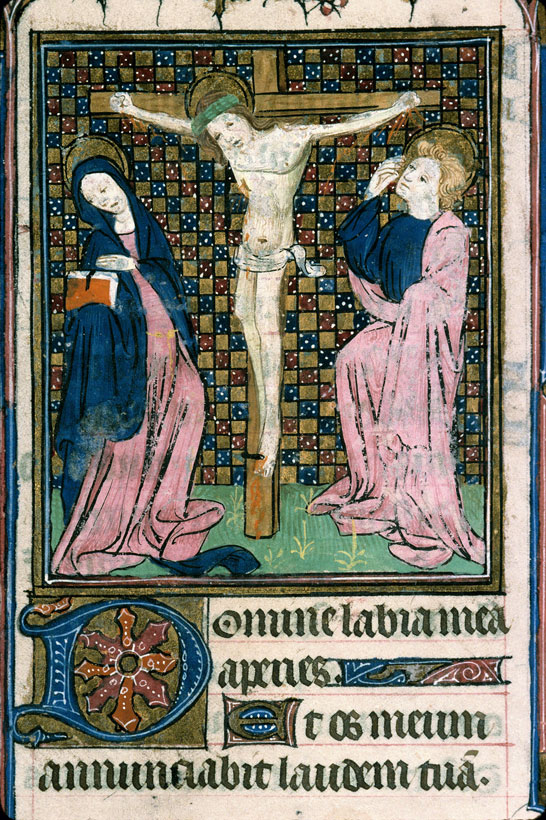 Carpentras, Bibl. mun., ms. 0079, f. 101 - vue 2