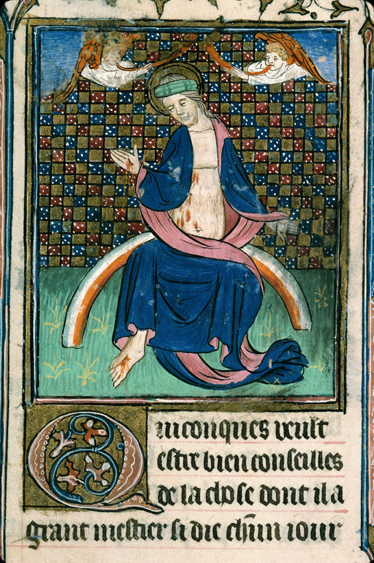 Carpentras, Bibl. mun., ms. 0079, f. 111 - vue 2
