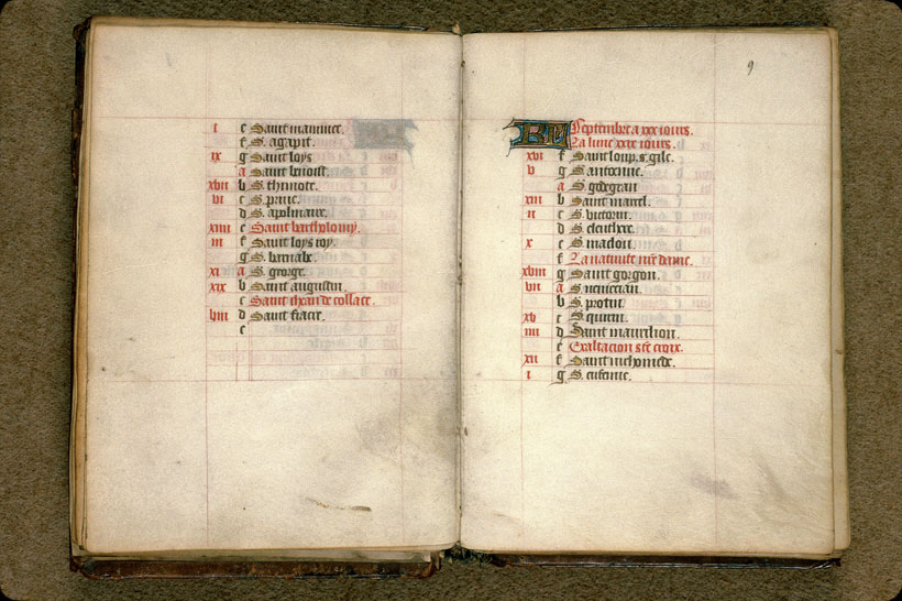 Carpentras, Bibl. mun., ms. 0080, f. 008v-009