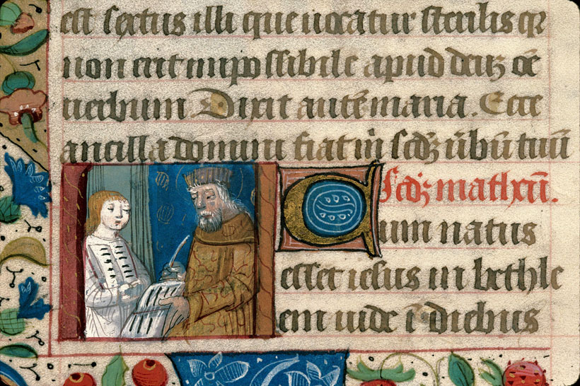 Carpentras, Bibl. mun., ms. 0080, f. 013 bis v