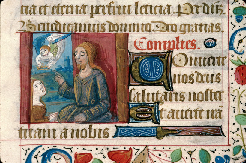 Carpentras, Bibl. mun., ms. 0080, f. 053 - vue 2
