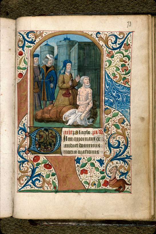Carpentras, Bibl. mun., ms. 0080, f. 073 - vue 1